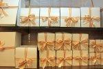 opakowania na prezenty
