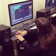 mini studio nagrań